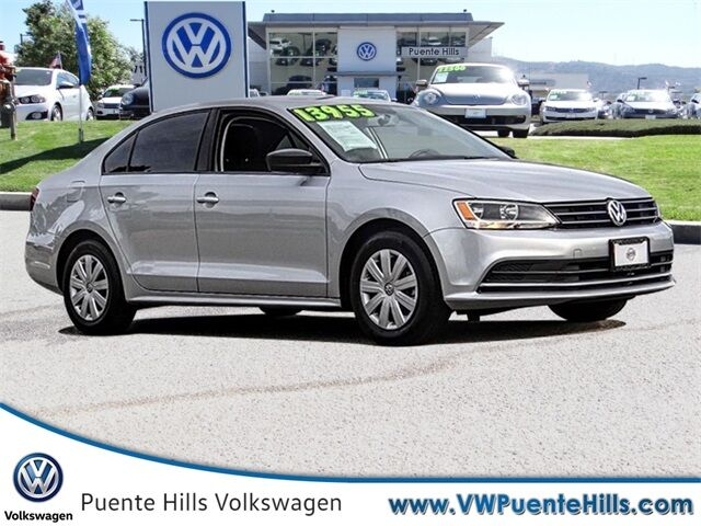 2016 Volkswagen Jetta 1.4T S City of Industry CA