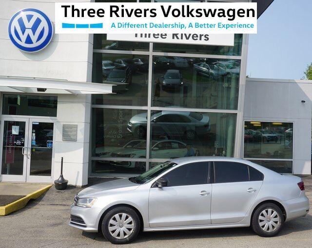 2016 Volkswagen Jetta 1.4T S Pittsburgh PA