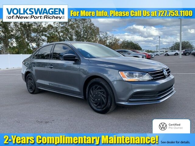 2016 Volkswagen Jetta 1.4T S New Port Richey FL