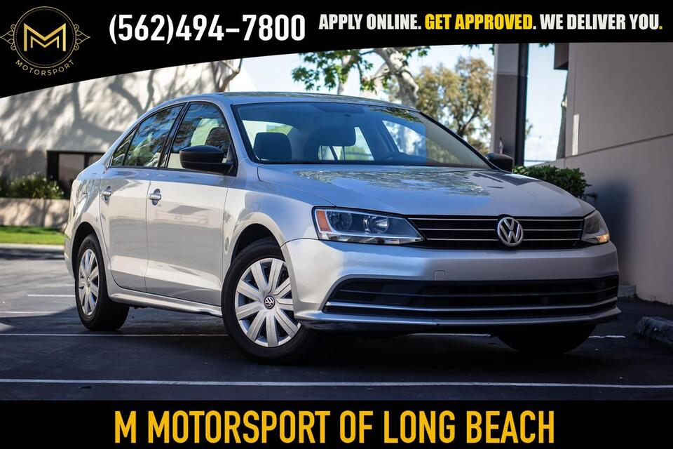 2016_Volkswagen_Jetta_1.4T S Sedan 4D_ Long Beach CA