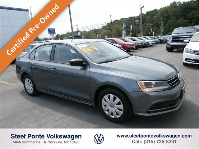 2016 Volkswagen Jetta 1.4T S Yorkville NY