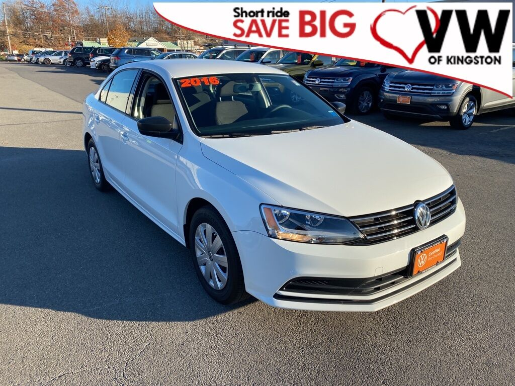 2016_Volkswagen_Jetta_1.4T S w/Technology_ Kingston NY