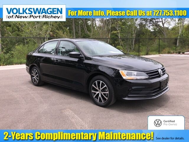 2016 Volkswagen Jetta 1.4T SE New Port Richey FL