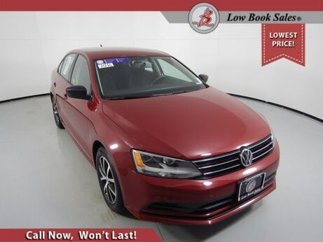 2016_Volkswagen_Jetta_1.4T SE_ Salt Lake City UT