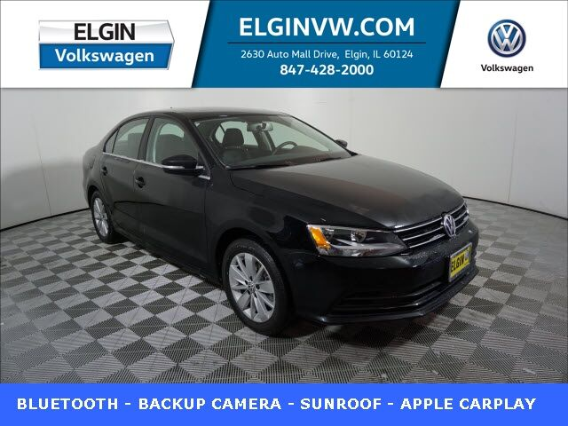 2016 Volkswagen Jetta 1.4T SE w/Connectivity Elgin IL