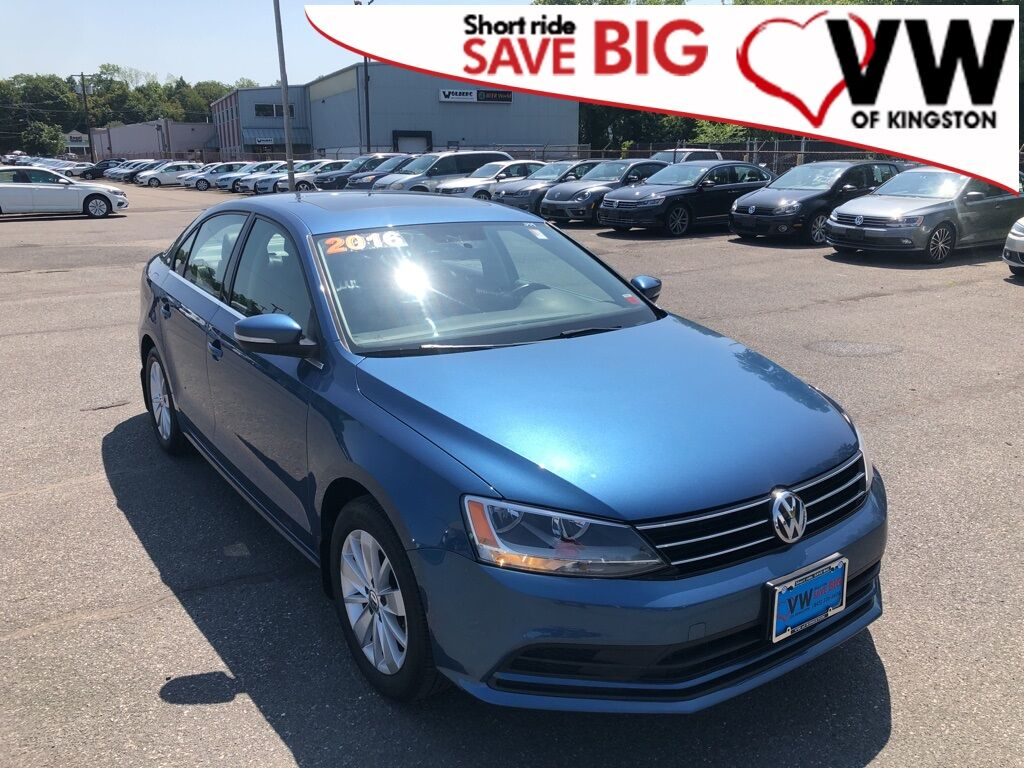 2016_Volkswagen_Jetta_1.4T SE w/Connectivity_ Kingston NY