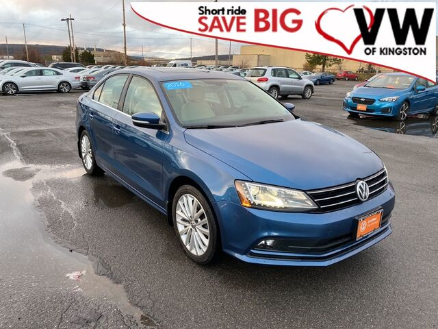 2016 Volkswagen Jetta 1.8T SEL Kingston NY