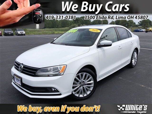 2016 Volkswagen Jetta 1.8T SEL Lima OH