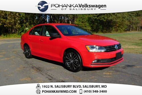 2016_Volkswagen_Jetta_1.8T Sport ** VW CERTIFIED ** 2 YEAR / 24K MILE WARRANTY **_ Salisbury MD