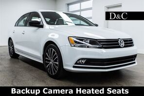 2016_Volkswagen_Jetta_1.8T Sport Backup Camera Heated Seats_ Portland OR