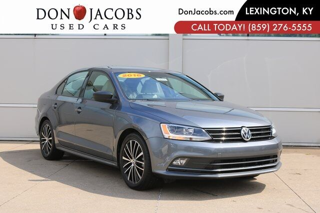 2016 Volkswagen Jetta 1.8T Sport Lexington KY