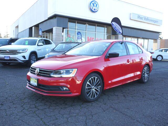 2016 Volkswagen Jetta 1.8T Sport PZEV McMinnville OR