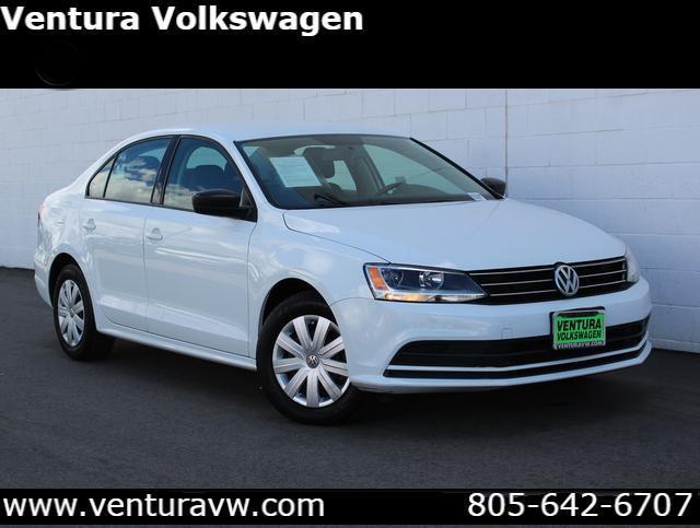 2016 Volkswagen Jetta 4dr Auto 1.4T S Ventura CA