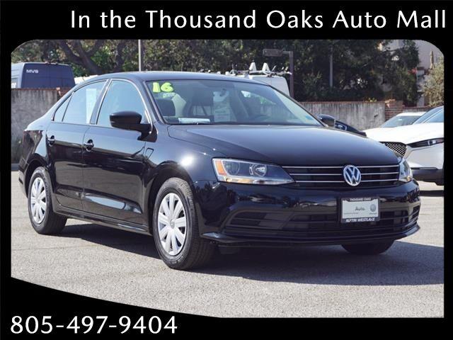 2016 Volkswagen Jetta S 1.4L AUTO Thousand Oaks CA