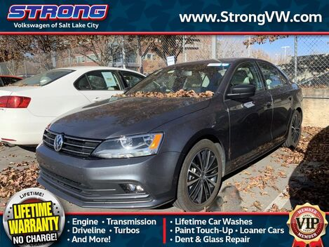2016_Volkswagen_Jetta_SPORT_ Salt Lake City UT