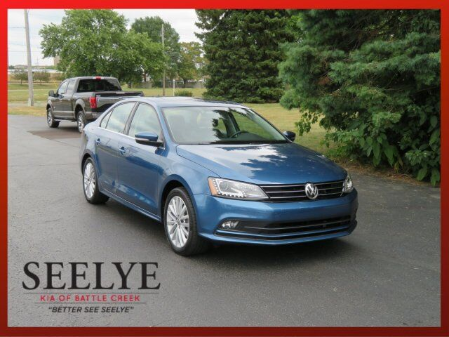 2016 Volkswagen Jetta Sedan  Battle Creek MI