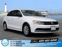 2016_Volkswagen_Jetta Sedan_1.4T S_ Cape May Court House NJ
