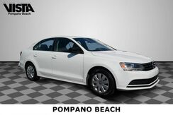 2016_Volkswagen_Jetta Sedan_1.4T S_ Coconut Creek FL