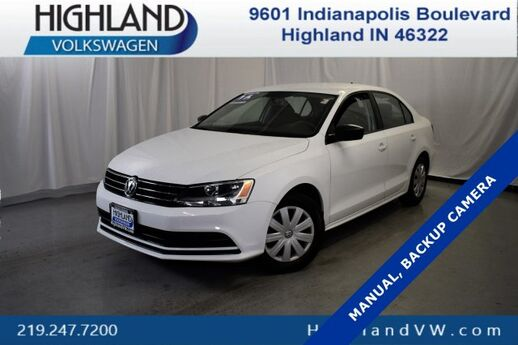 2016 Volkswagen Jetta Sedan 1.4T S Highland IN