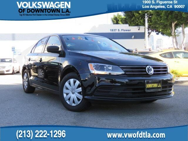2016 Volkswagen Jetta Sedan 1.4T S Los Angeles CA