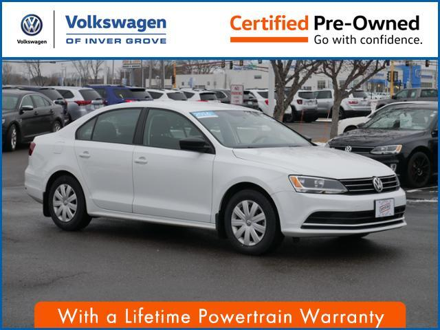 2016 Volkswagen Jetta Sedan 1.4T S w/Technology Inver Grove Heights MN