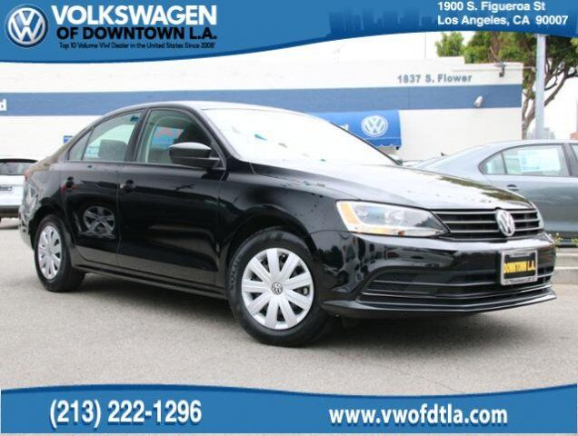2016 Volkswagen Jetta Sedan 1.4T S w/Technology Los Angeles CA