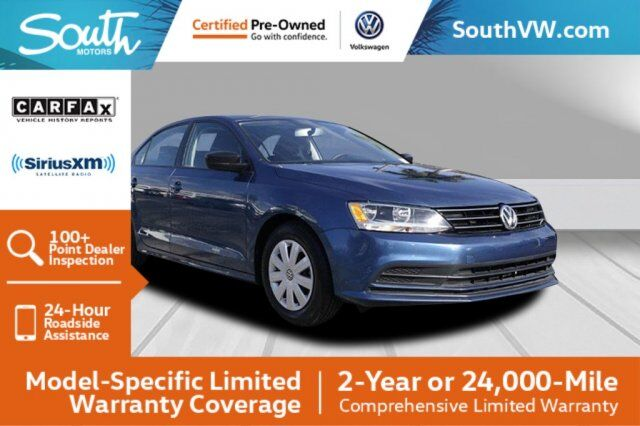 2016 Volkswagen Jetta Sedan 1.4T S w/Technology Miami FL