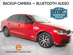 2016_Volkswagen_Jetta Sedan 1.4T SE_*AUTOMATIC, BACKUP-CAMERA, TOUCH SCREEN, HEATED SEATS, STEERING WHEEL CONTROLS, ALLOY WHEELS, BLUETOOTH PHONE & AUDIO, APPLE CARPLAY_ Round Rock TX