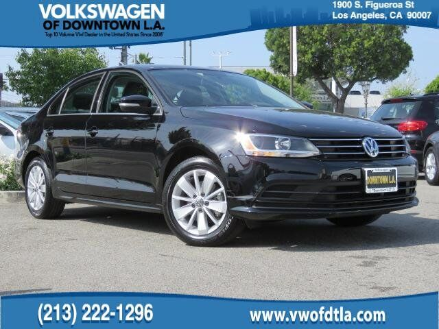 2016 Volkswagen Jetta Sedan 1.4T SE Los Angeles CA