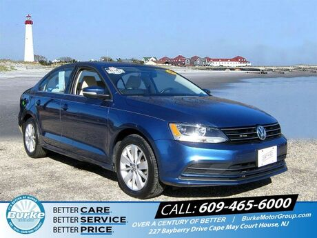 2016 Volkswagen Jetta Sedan 1.4T SE w/Connectivity South Jersey NJ