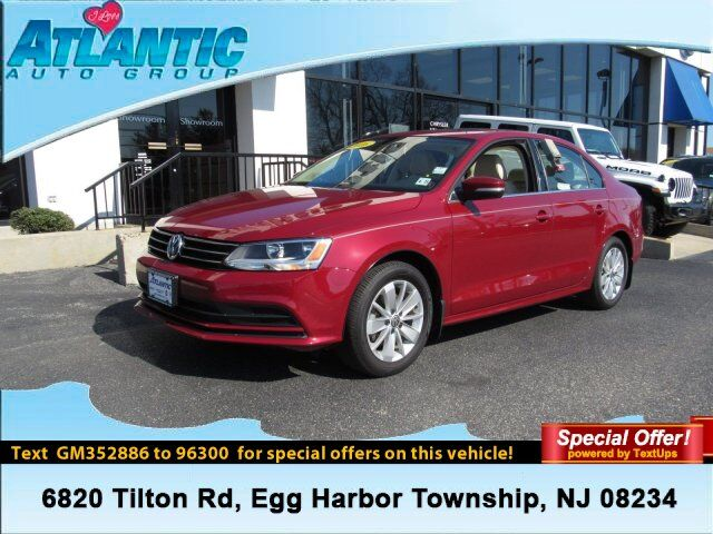 2016 Volkswagen Jetta Sedan 1.4T SE w/Connectivity Egg Harbor Township NJ