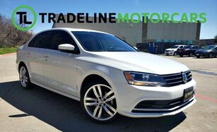 2016_Volkswagen_Jetta Sedan_1.4T SE w/Connectivity HEATED SEATS, BLUETOOTH, LEATHER, AND MUCH MORE!!!_ CARROLLTON TX