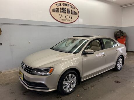 2016 Volkswagen Jetta Sedan 1.4T SE w/Connectivity Holliston MA
