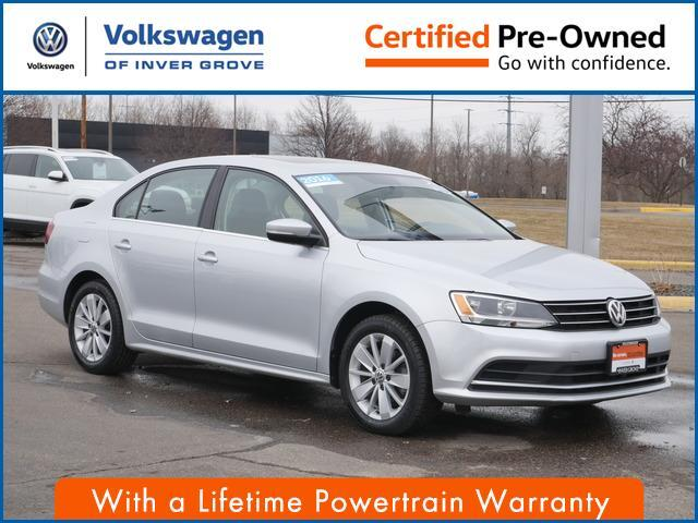 2016 Volkswagen Jetta Sedan 1.4T SE w/Connectivity Inver Grove Heights MN
