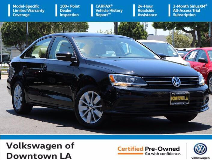 2016 Volkswagen Jetta Sedan 1.4T SE w/Connectivity Los Angeles CA