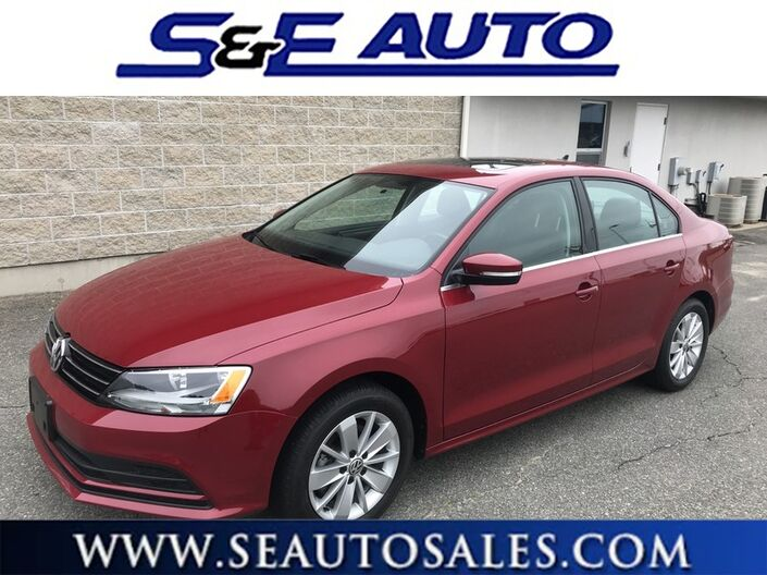 2016 Volkswagen Jetta Sedan 1.4T SE w/Connectivity Weymouth MA