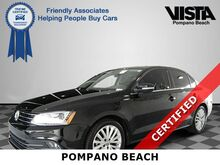 2016_Volkswagen_Jetta Sedan_1.8T SEL_ Coconut Creek FL