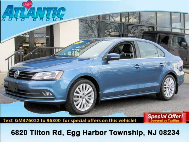 2016 Volkswagen Jetta Sedan 1.8T SEL Egg Harbor Township NJ