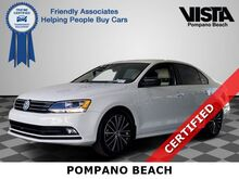 2016_Volkswagen_Jetta Sedan_1.8T Sport_ Coconut Creek FL