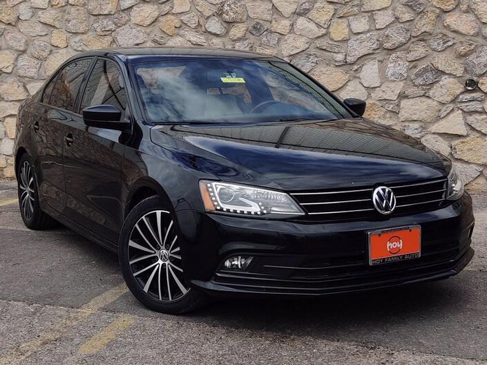 2016 Volkswagen Jetta Sedan 1.8T Sport El Paso TX