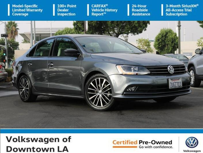2016 Volkswagen Jetta Sedan 1.8T Sport Los Angeles CA
