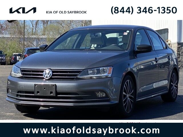 2016 Volkswagen Jetta Sedan 1.8T Sport Old Saybrook CT