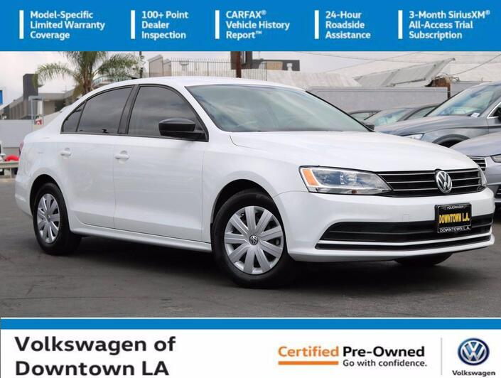 2016 Volkswagen Jetta Sedan S Los Angeles CA