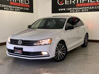 Volkswagen Jetta Sedan TSI HEATED LEATHER SEATS REAR CAMERA BLUETOOTH KEYLESS ENTRY PUSH BUTTON ST 2016