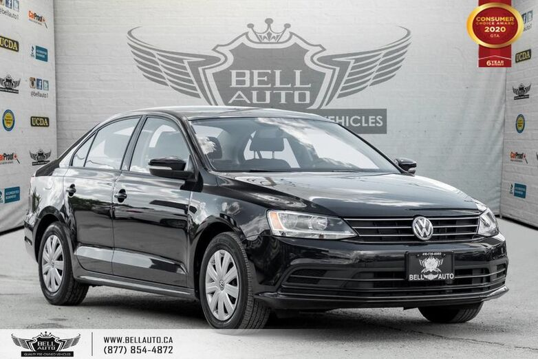 2016 Volkswagen Jetta Sedan Trendline, NO ACCIDENT, REAR CAM Toronto ON