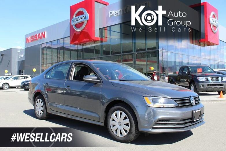 2016 Volkswagen Jetta Sedan Trendline+, No Accidents, Low Km's, Heated Front Seats Kelowna BC