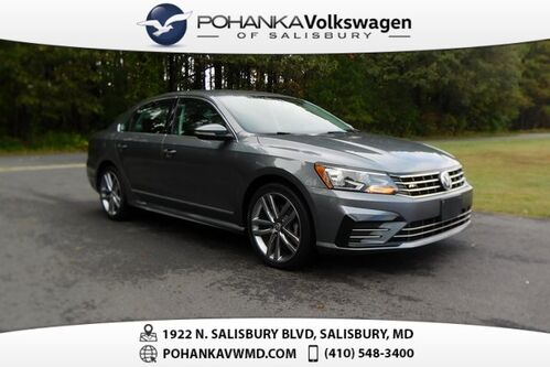 2016_Volkswagen_Passat_1.8T R-Line ** 38+ MPG ** PRICED TO SELL **_ Salisbury MD