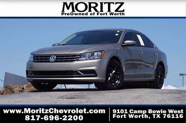 2016 Volkswagen Passat 1.8T S Fort Worth TX