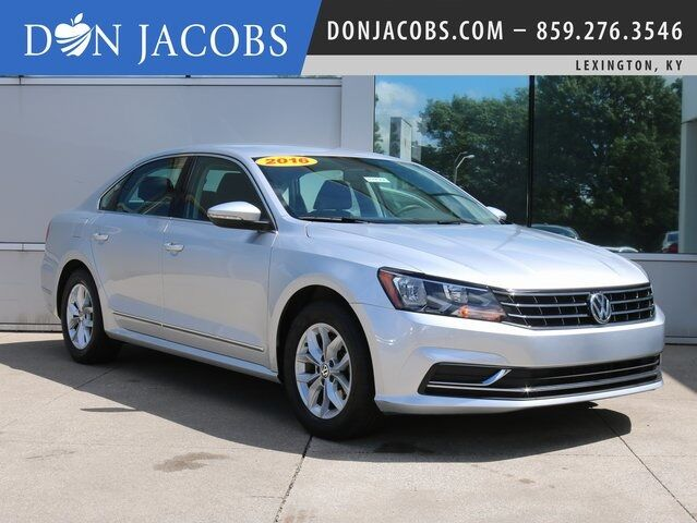 2016 Volkswagen Passat 1.8T S Lexington KY