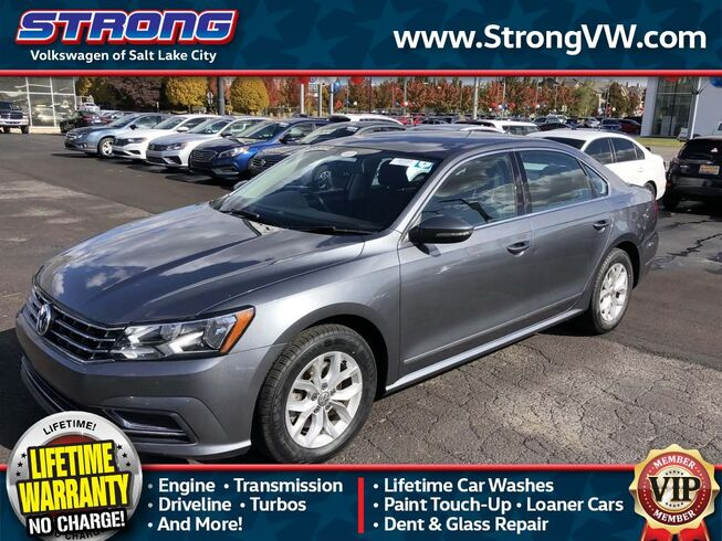 2016 Volkswagen Passat 1.8T S Salt Lake City UT